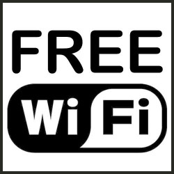 Enjoy FREE WiFi at the Tudor Arms