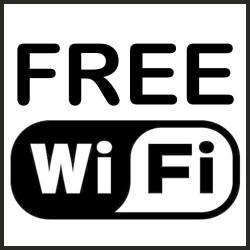 Enjoy FREE WiFi at the Tudor Arms